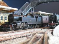 A Fowler arrives at platform 2 at Upton   [Fowler2P004.jpg uploaded 24 Jul 2009]