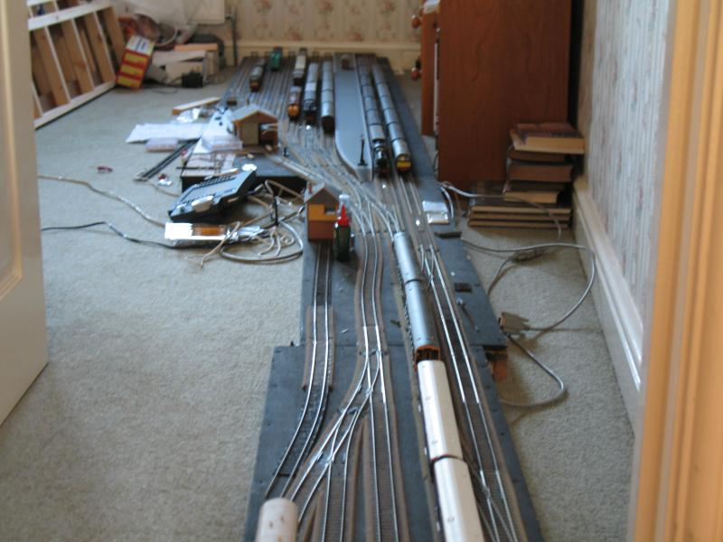 Lancre Station - Members Personal Layouts. - Model Railway Layouts ...