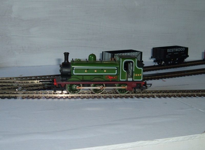 Shunting Puzzle Plank - Small Layouts,Planks and Micros - Model ...