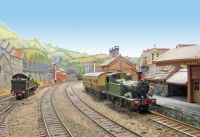 Thought you might like to see this photo of just one of the layouts appearing at Exmoor Rail this year - Brixham Bay. All the best, exmoordave   [Brixham CNM.jpg uploaded 17 Jul 2017]