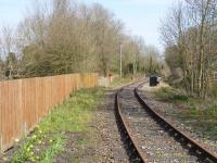 The line to Tilmanstone Colliery  [P1010134.JPG uploaded 3 Aug 2014]