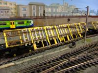 Track Panel Wagon converted from ex Hornby one   [Track Panel Wagon   D Heath.JPG uploaded 24 Feb 2015]