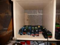 these are my dcc trains  [dcc trains.JPG uploaded 30 Mar 2015]
