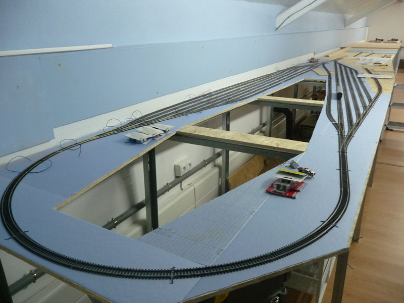 Tinkers End - Members Personal Layouts. - Model Railway Layouts ...