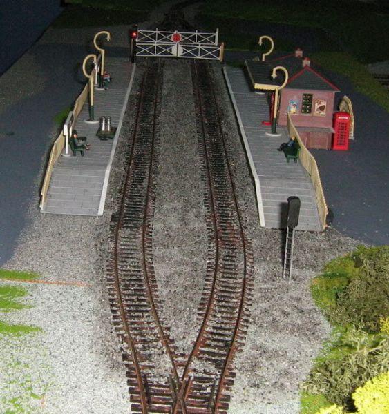 The Upton To Dunton Line