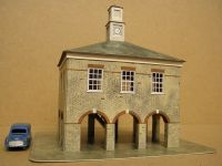 Superquick Market House B35 – The completed kit view 1   [P1223558.JPG uploaded 22 Jan 2019]