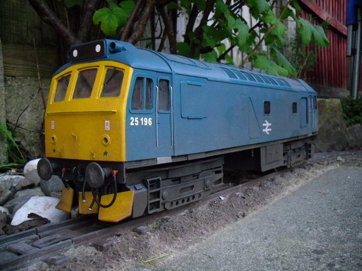 Garden Railway in Manchester - Members Personal Layouts. - Model ...