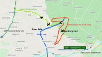 [Western Blackdown Hills with Tale Valley Line.jpg uploaded 31 Jul 2021]