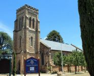 Anglican church Beechworth   [wct 210111.jpg uploaded 20 Jan 2021]