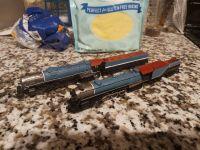 Both painted 4-8-4s together  [20210829_020025.jpg uploaded 5 Sep 2021]