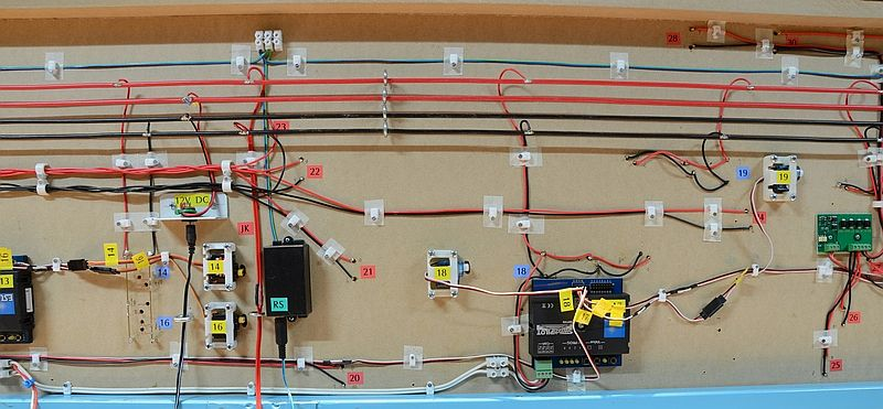 Dcc Track Wiring Bus - Wiring Diagram M4 on