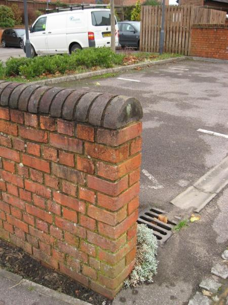 Garden Wall Bond.   Stone U0026 Brickwork.   The Prototype Photograph Archive.    Your Model Railway Club