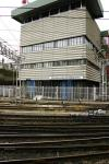 Birmingham New Street Signal Box - front view   [_0456.jpg uploaded 27 Nov 2009]