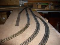 Grosmont Station, track only.  [GROSMONT STATION 1.jpg uploaded 4 Sep 2009]