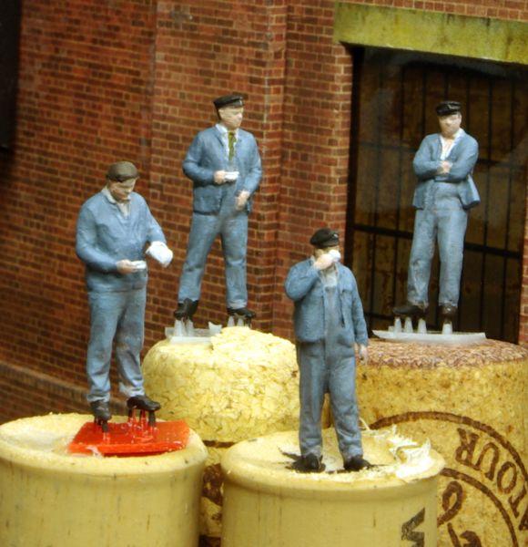Granby Junction 1948 N  Wales - Members Personal Layouts  - Model