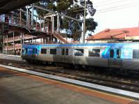 [Melb train.jpg uploaded 11 Aug 2012]