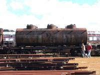 The Acid Tank being Modeled  [DSCF1565.JPG uploaded 8 Jul 2012]