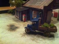[Garage 10 with truck.JPG uploaded 3 Apr 2012]