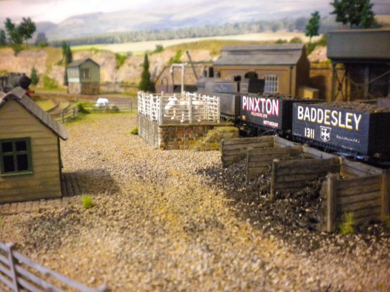 Oo Gauge Continuous Loop In A Confined Space Members Personal Layouts Model Railway