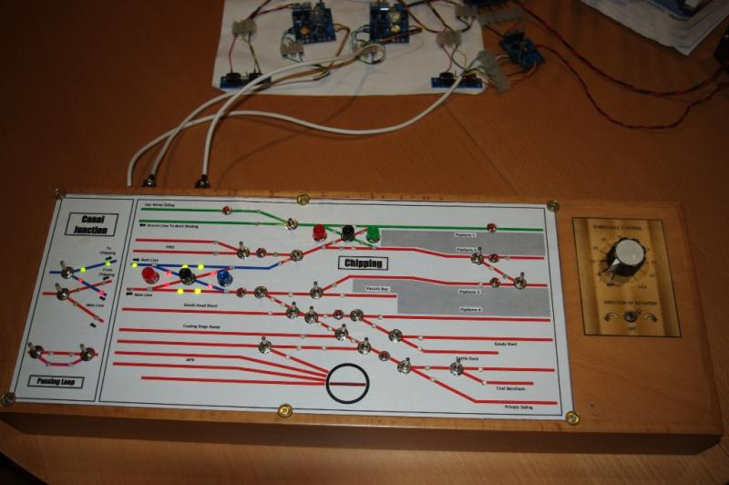 control panels electrics dc getting you started your model rh yourmodelrailway net Mimic Game Mimic Panel